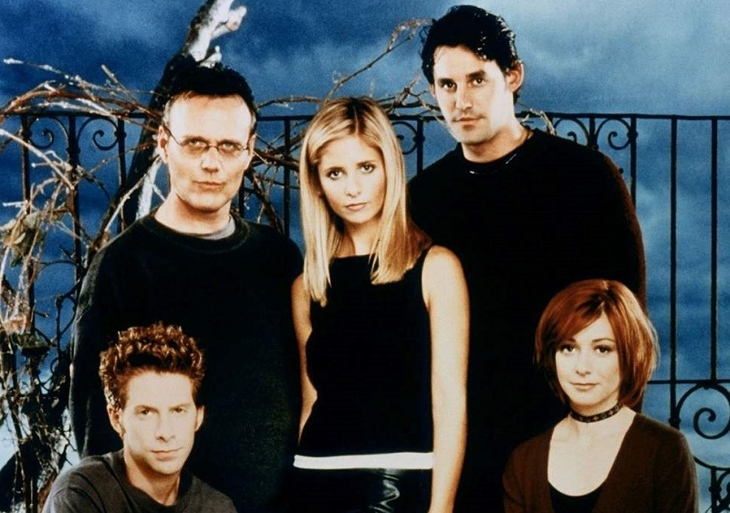 Buffy the Vampire Slayer reboot to focus on a completely new slayer 4