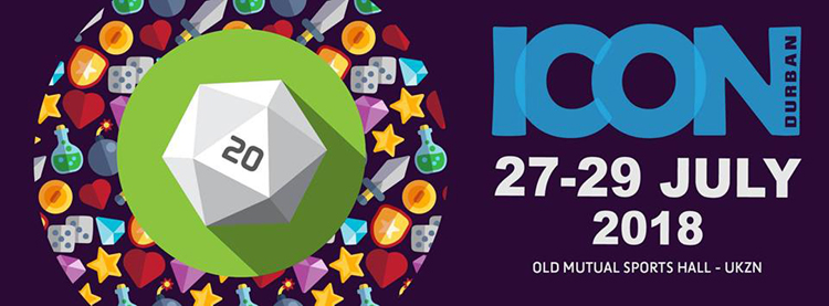 What's at ICON Durban 2018 – and win tickets! 6