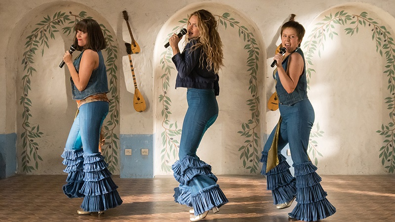 Mamma Mia! Here We Go Again review - No thank you for the music 7