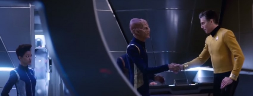 SDCC: Star Trek Discovery's first trailer for season 2 looks fantastic! 4