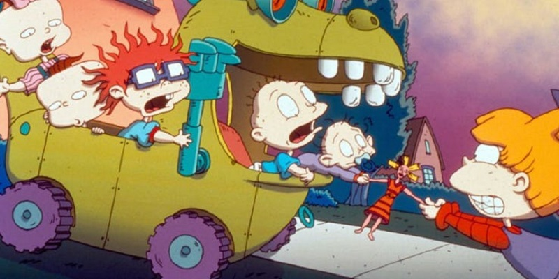 Nickelodeon to bring The Rugrats back in both a new series and live-action movie 4