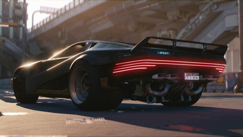 Cyberpunk 2077's soundtrack is all about style over substance 3