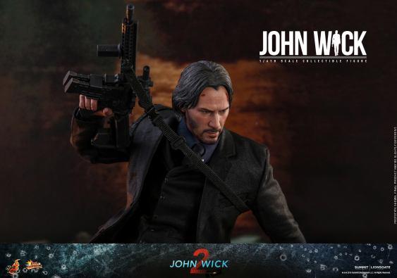 Hot Toys John Wick (17)