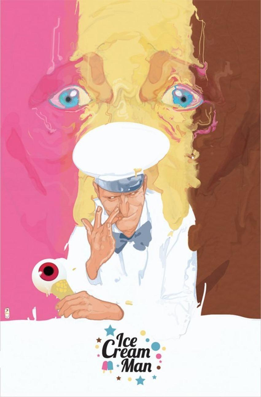 Ice Cream Man #6