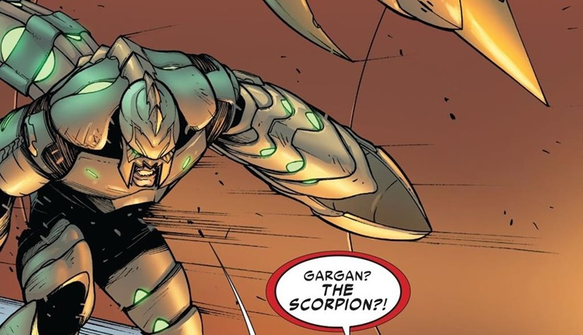 Scorpion (10)