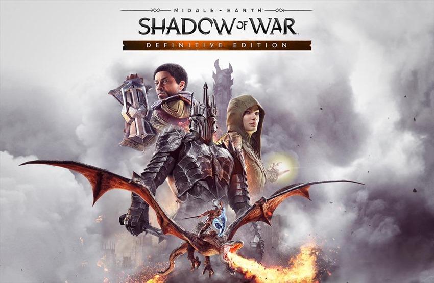 Shadow of War Definitive Edition