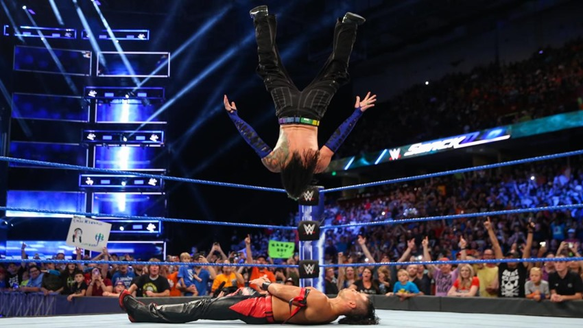 Smackdown Live august 14