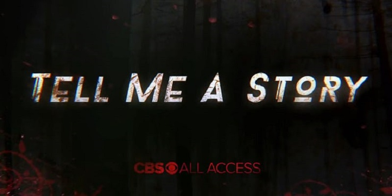 It's the typical battle of good versus evil in this trailer for new CBS series Tell Me a Story 2