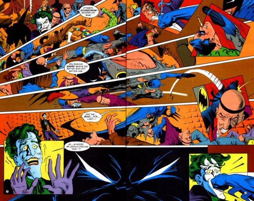 Batman Norm Breyfogle (3)