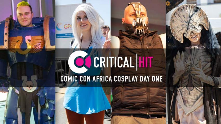 The dynamic cosplay of Comic Con Africa – Day 1 2