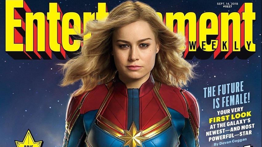 Capt Marvel