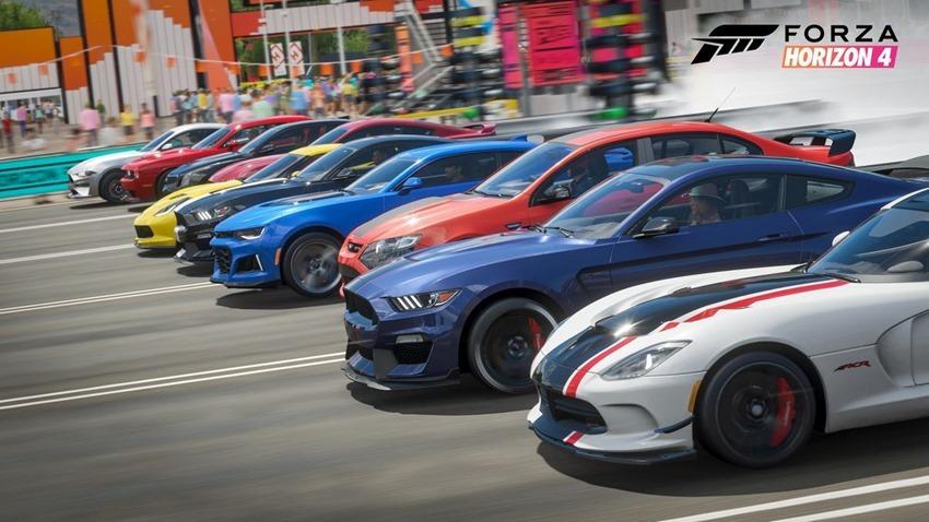 Forza Horizon 4 Reviews Pedal to the Metal