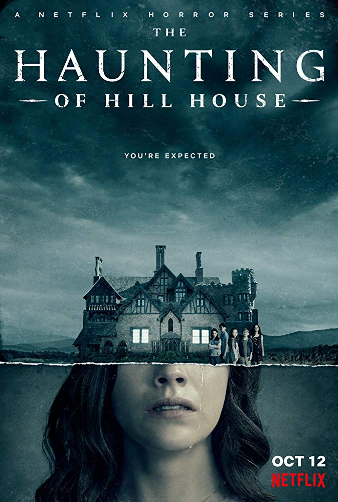 Netflix turns up the gothic horror in their TV series The Haunting of Hill House 4