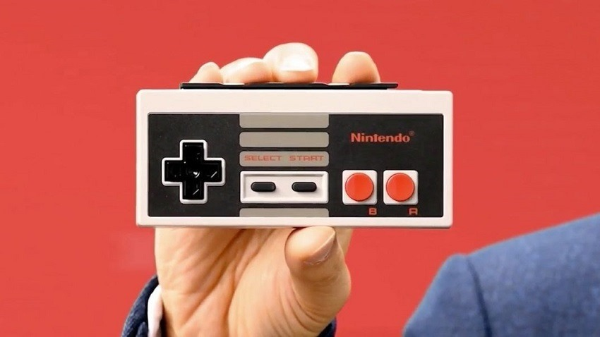 Nintendo Switch NES controllers and Online Service detailed 2
