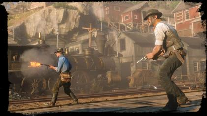 Red Dead Redemption 2 towns (5)