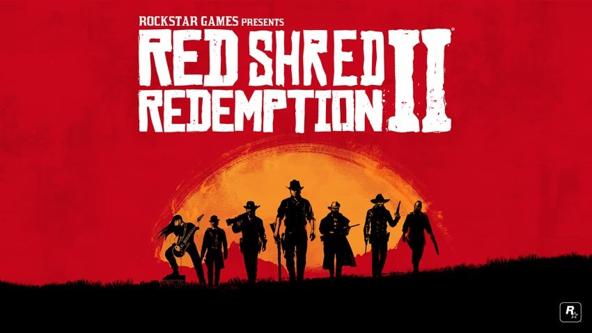Red-Shred