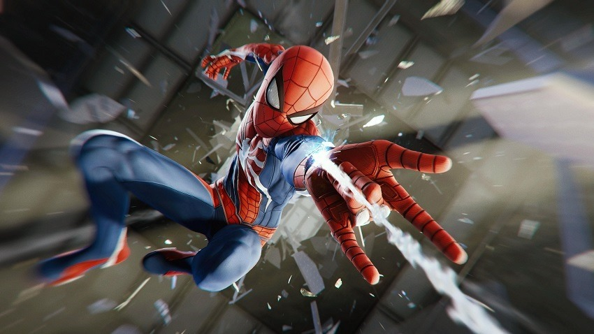 Spider-Man and the art of a good swing