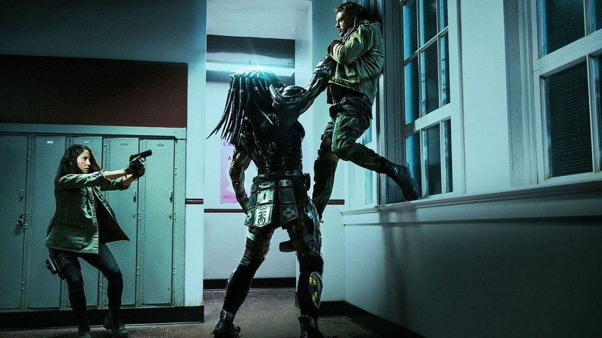 The Predator review - Action-comedy sequel only gets it half right 9