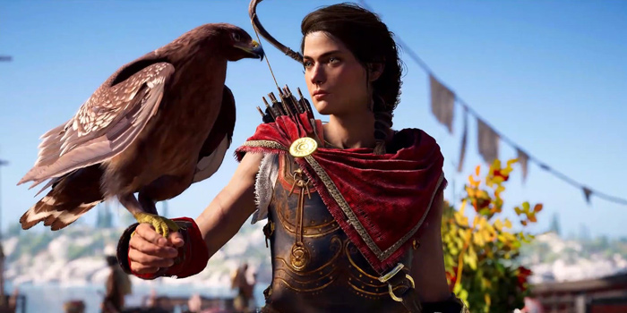 Five reasons you'll be Krazy for Kassandra in Assassin's Creed Odyssey 8