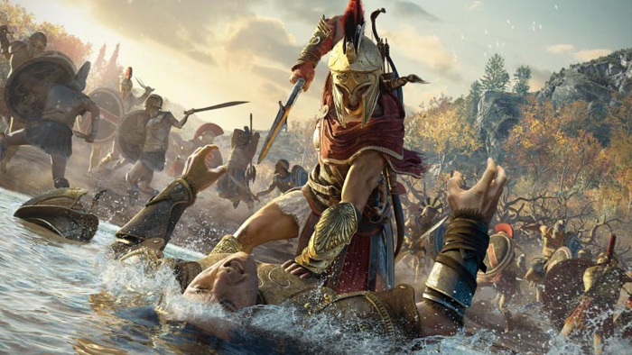 Five reasons you'll be Krazy for Kassandra in Assassin's Creed Odyssey 10