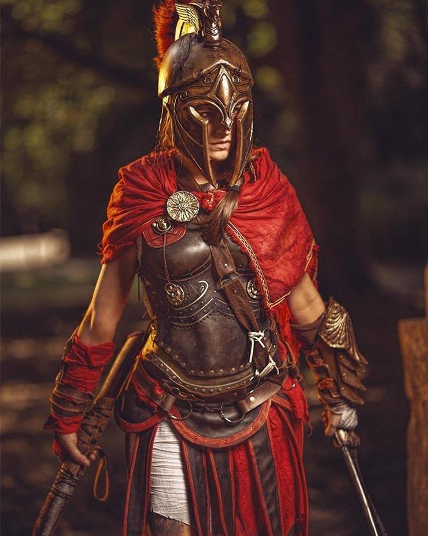 Assassin's Creed Skunk cosplay (3)
