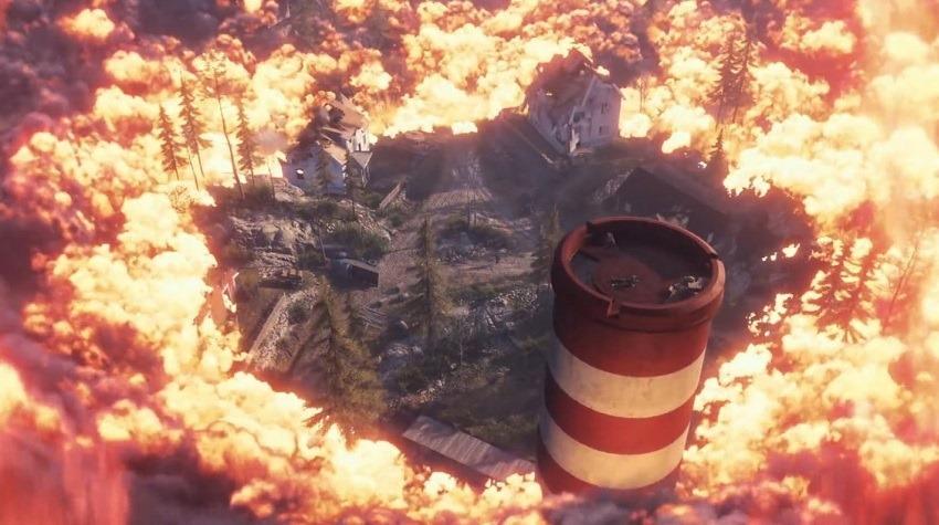 Battlefield V firestorm only out next march