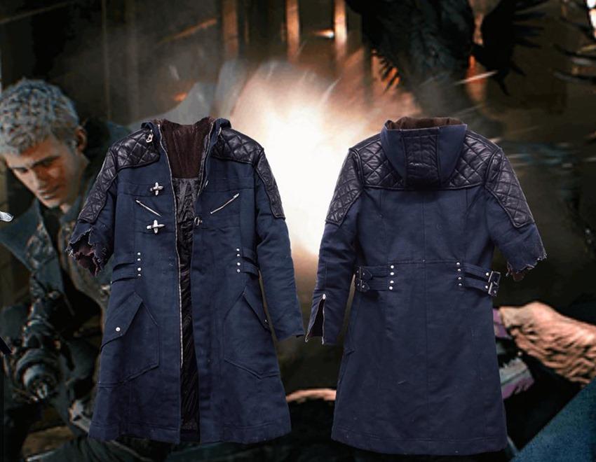 DMC 5 Coats (2)