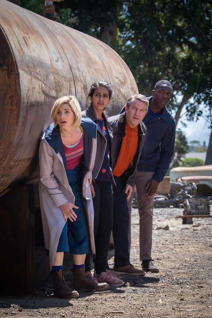 Doctor Who Rosa (10)