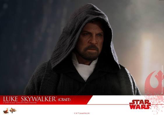 Hot Toys Luke Skywalker Crait (15)