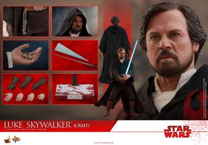 Hot Toys Luke Skywalker Crait (22)