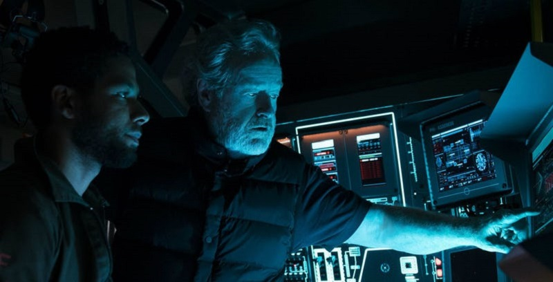 Ridley Scott to direct new sci-fi TV series Raised By Wolves 3
