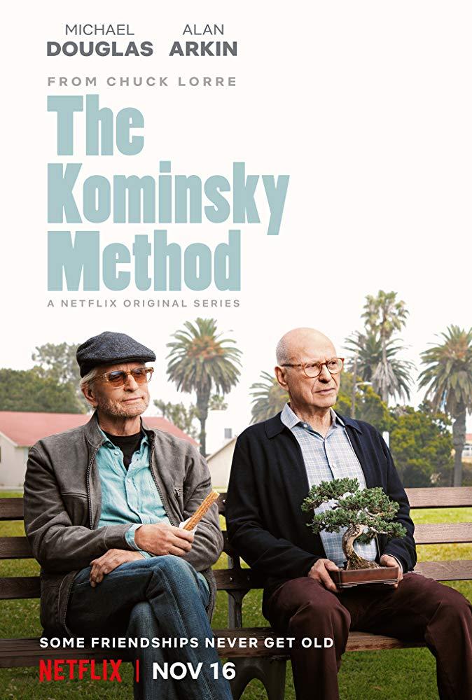 Michael Douglas and Alan Arkin are best friends in the Netflix comedy series The Kominsky Method 4