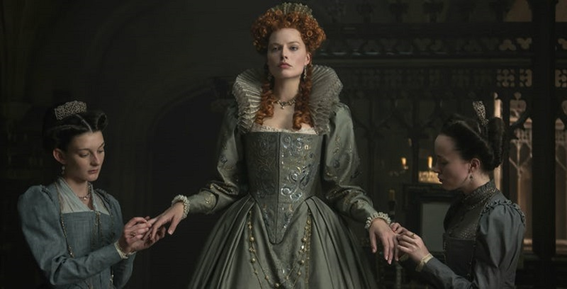 This trailer for Mary Queen of Scots has an appetite to start a war 2