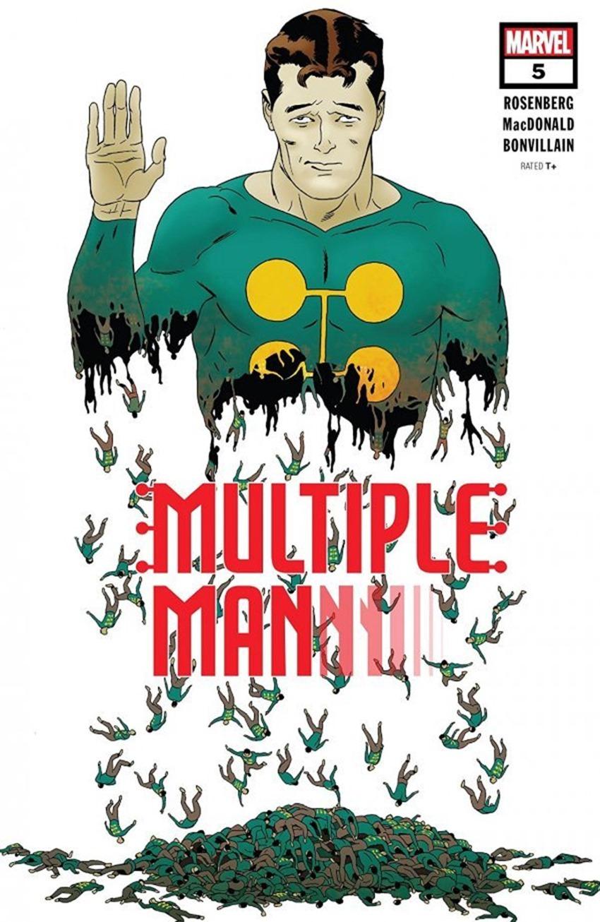 Multiple Man #5