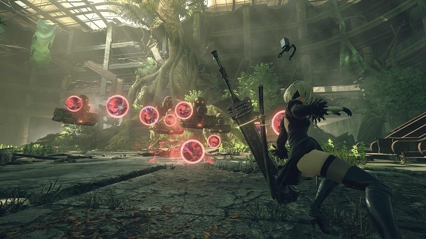 Nier Automata 2B coming to SoulCalibur VI