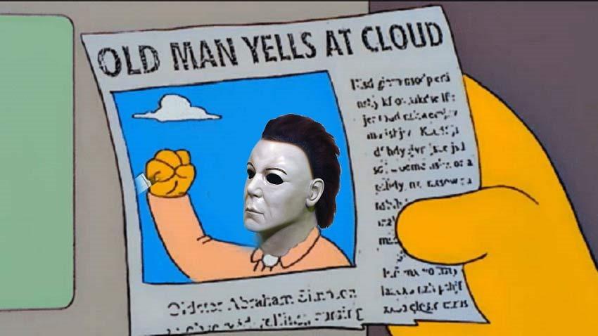 Old man yells at cloud gaming