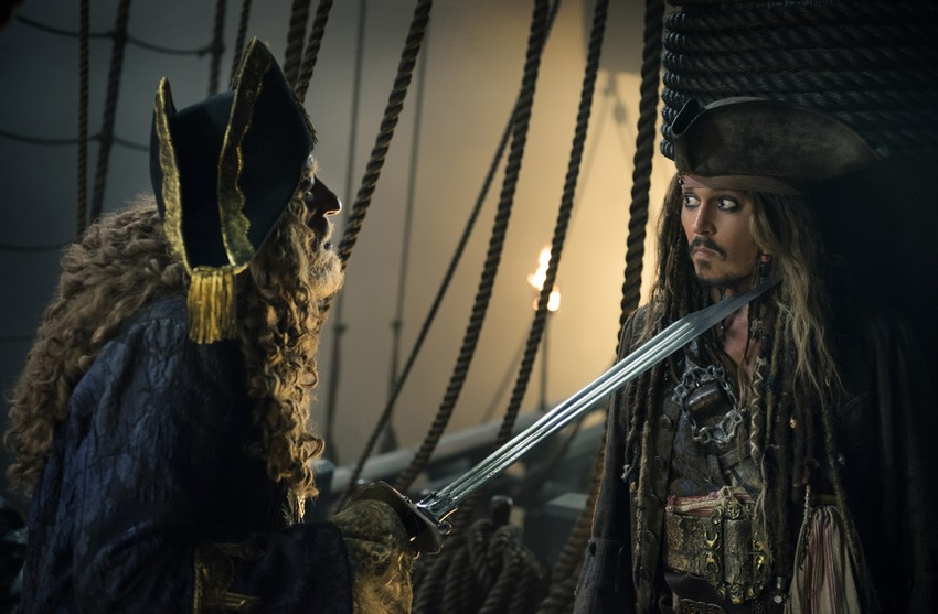 Disney looking to reboot Pirates of the Caribbean reportedly without Johnny Depp 6