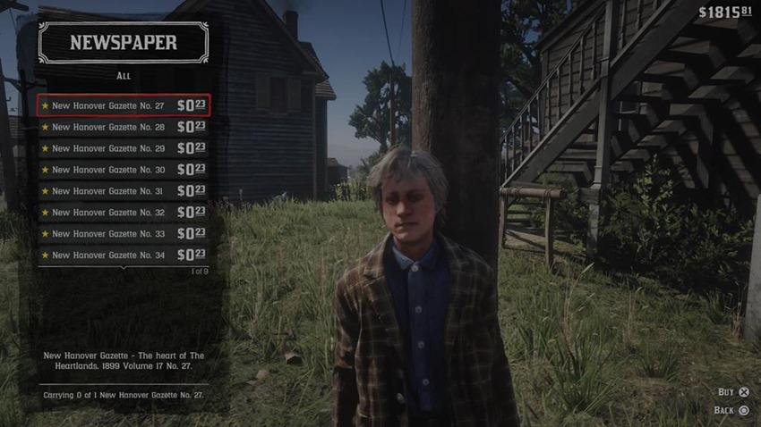 Red Dead Redemption 2 cheats (3)
