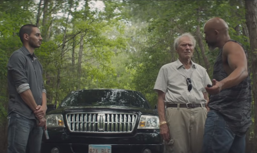 Clint Eastwood is in over his head in the crime thriller The Mule 2