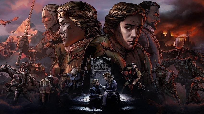 Thronebreaker gets 37 minutes of new gameplay footage