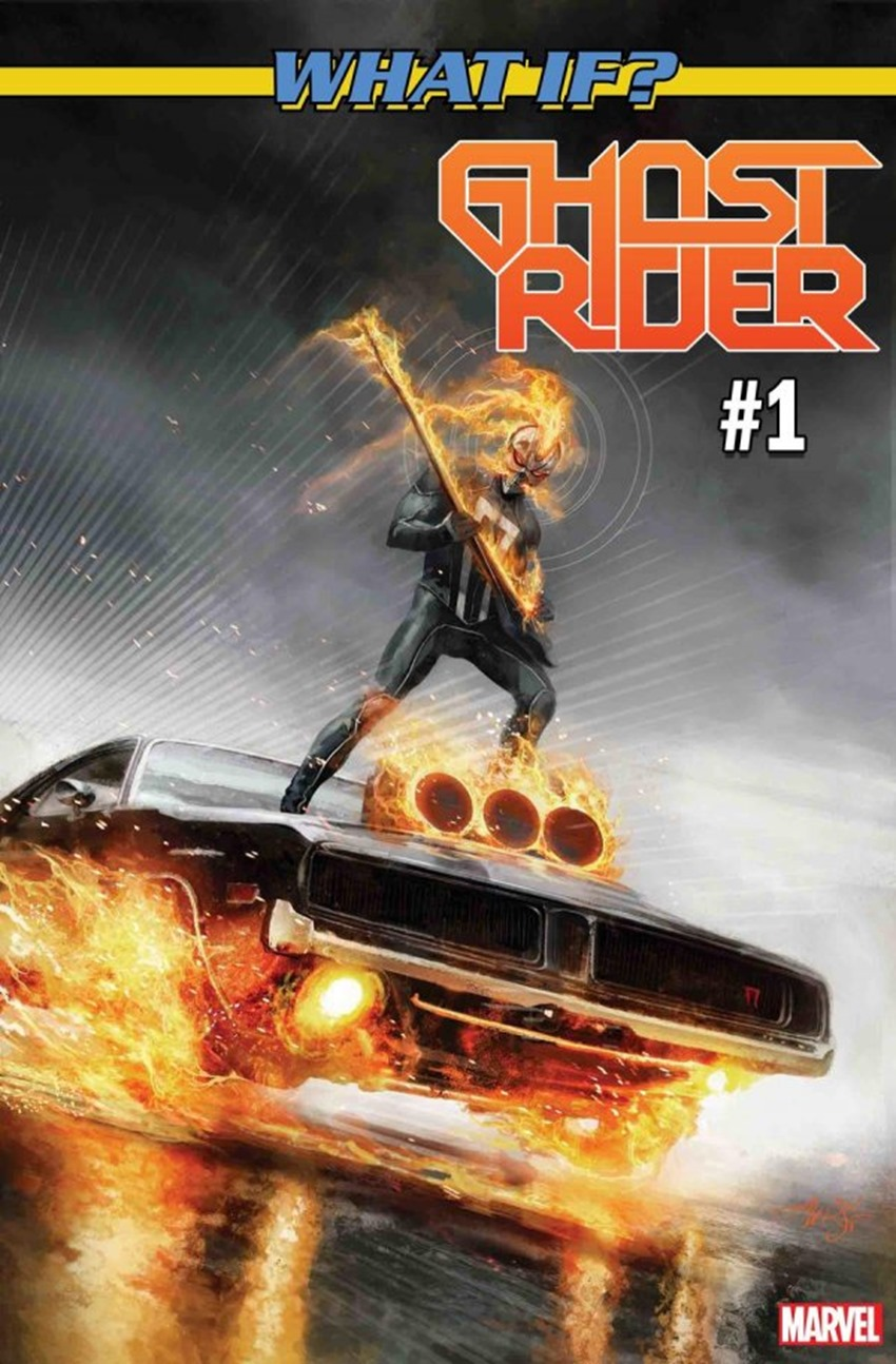 What If Ghost Rider #1