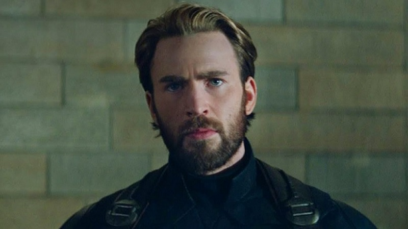 Chris Evans may have just said farewell to Captain America and Marvel 3