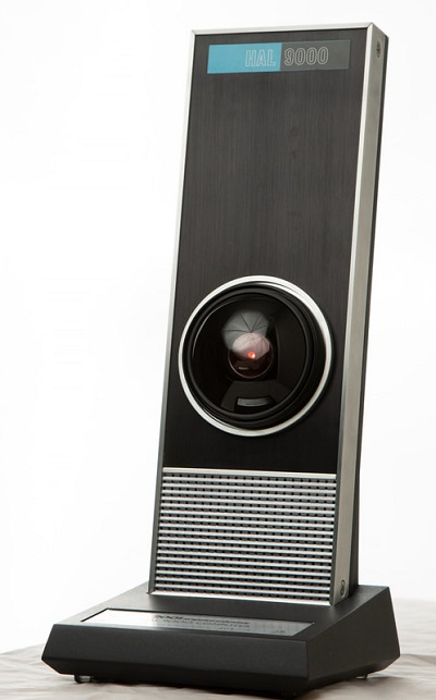 Fancy having your own personal Hal-9000 in your home? 6