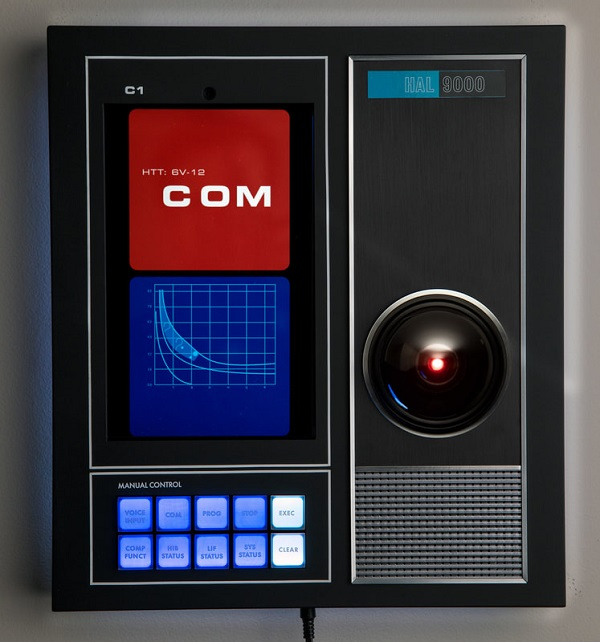 Fancy having your own personal Hal-9000 in your home? 5