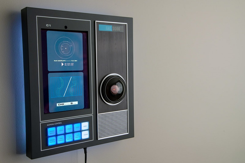Fancy having your own personal Hal-9000 in your home? 4