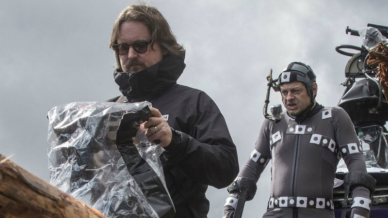 Shonda Rhimes and Matt Reeves team up to create a new sci-fi series for Netflix titled Recursion 4