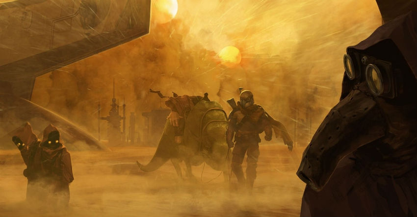 Jon Favreau's live-action Star Wars series called The Mandalorian, more details revealed 5