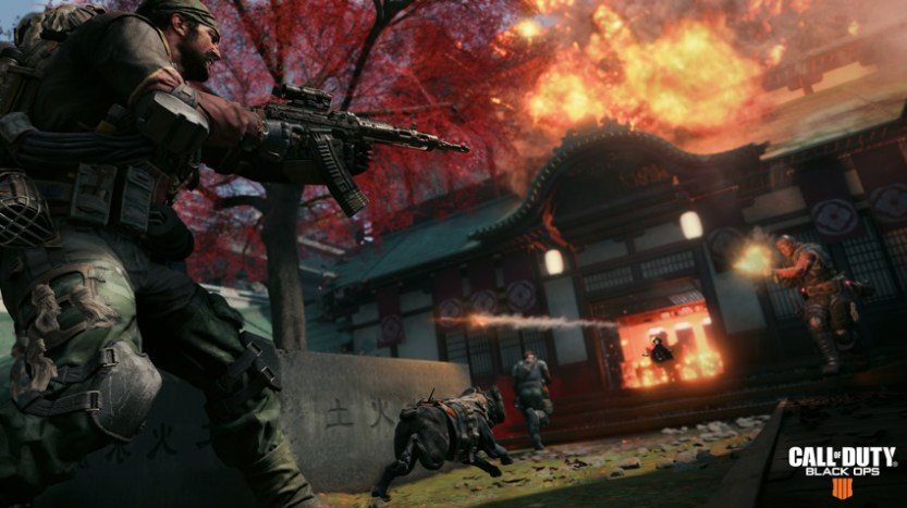 Call of Duty: Black Ops 4 nerfs the Saug 9mm Operator mod on PC