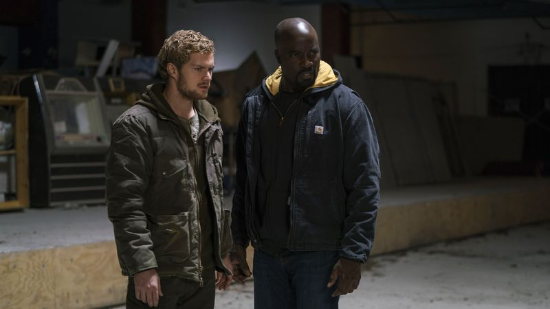 Marvel's Iron Fist and Luke Cage reportedly cancelled due to huge viewership drops 4