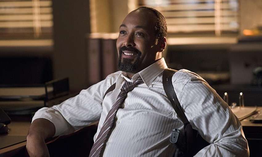 Jesse L Martin The Flash (1)